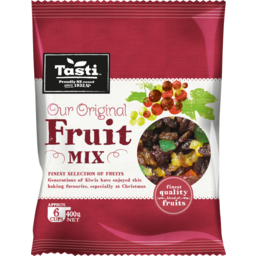 Photo of Tasti Fruit Mix 400g