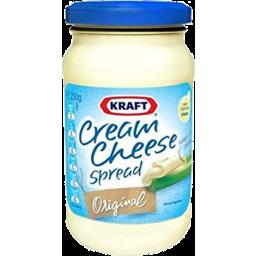 Photo of Kraft Cream Cheese Spread Original 250gm