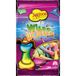 Photo of Joo Joos Wild Worms Sour 180g