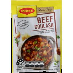 Photo of Maggi Recipe Base Beef Goulash 33gm