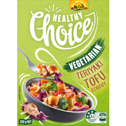 Photo of McCain Healthy Choice Stir Fry Teriyaki Tofu 280g