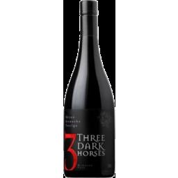 Photo of Three Dark Horses Cabernet Sauv