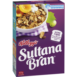 Photo of Kellogg's Sultana Bran 420g