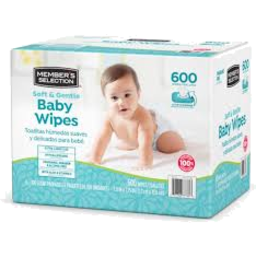 Photo of Ms Baby Wipes