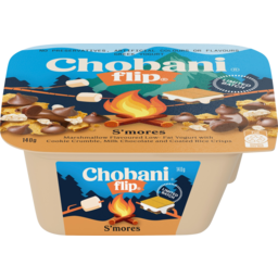 Photo of Chobani Flip S'mores Greek Yogurt 140g