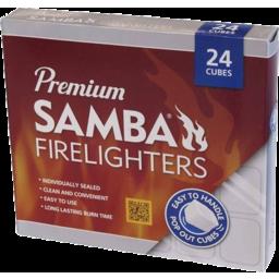 Photo of Premium Firelighters 24pk