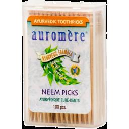Photo of Auromere Neem Picks - Ayurvedic Formula