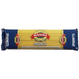 Photo of Nanda Pasta Spaghetti No1 500g