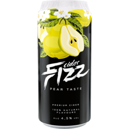 Photo of Fizz Pear Cider 500ml