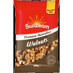 Photo of Sunbeam Walnuts 160g