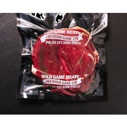 Photo of Premium Game Wild Venison Bacon 300gm
