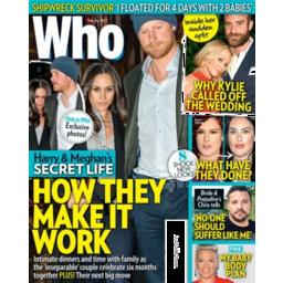 Photo of Who Weekly Magazine