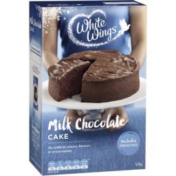 Photo of White Wings Milk Chocolate Dream Cake 530g
