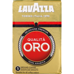 Photo of Lavazza Ground Coffee 200g
