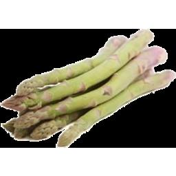 Photo of Asparagus Spears Bunch