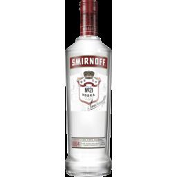 Photo of Smirnoff Vodka Red