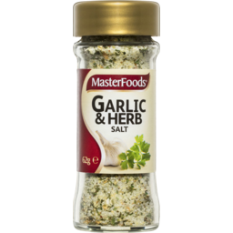 Photo of Masterfoods Garlic & Herb Salt 62g