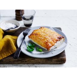 Photo of Posh Foods Chicken & Mushroom Filo 280g