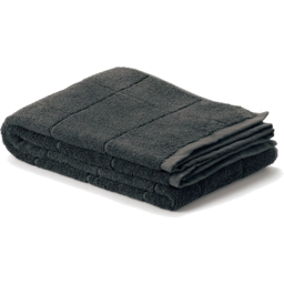 Photo of Trend Towel Bath Charcoal