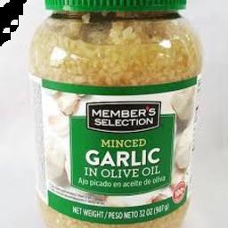 Photo of Members Selection Garlic In Oil