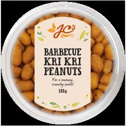 Photo of Jc's Chilli Kri Kri Peanuts Tub 185gm