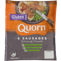 Photo of Quorn Gluten Free Sausages 300g