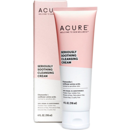Photo of Acure Cleansing Cream - Seriously Soothing