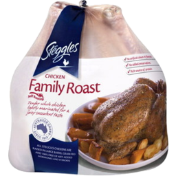 Photo of Steggles Chicken Whole per kg