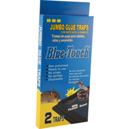 Photo of Blue Touch Jumbo Rat Flat Trap