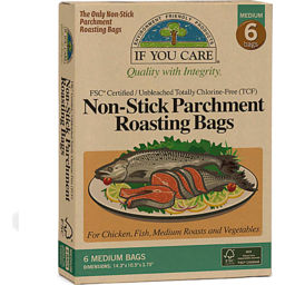 Photo of If You Care Baking Paper - Parchment Roasting Bags