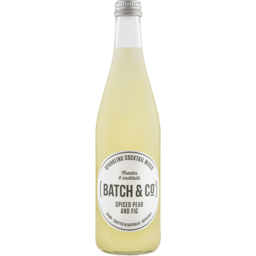 Photo of Batch & Co Spiced Pear & Fig Mixer 500ml