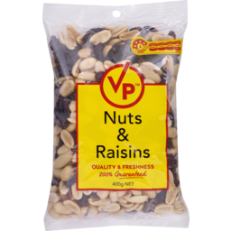 Photo of Value Pack Nuts & Raisins 400g