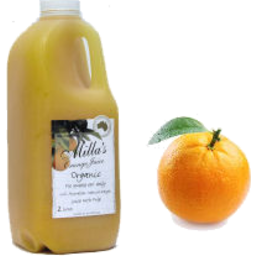 Photo of Millas Orange Juice 2l