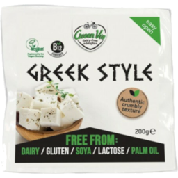 Photo of Green Vie Feta Crumbly Cheese 200g