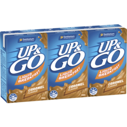 Photo of Sanitarium Up & Go Caramel 3x250ml