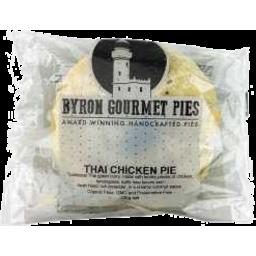 Photo of Byron Gourmet Pies Thai Chicken Pie