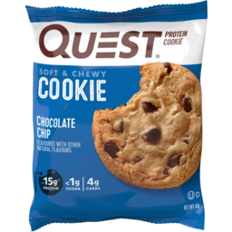 Photo of Quest Chocolate Chip Cookie 59gm