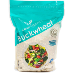Photo of Ceres Organics Buckwheat