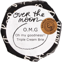 Photo of Over The Moon OMG Triple Cream Brie 150g