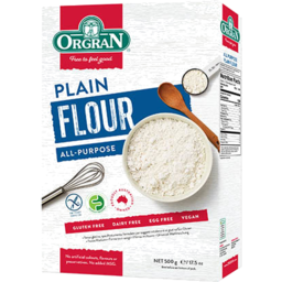 Photo of Orgran GF All Purpose Flour