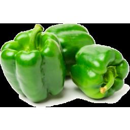 Photo of Capsicum Green Each