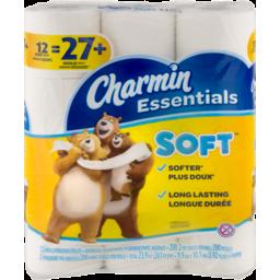 Photo of Chamin Essentials Soft Bathroom Tissue - 12 Pk