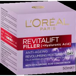 Photo of L'oréal Paris Revitalift Filler [+Ha] Revolumising Day Cream