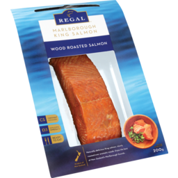 Photo of Regal Salmon Hot Smoked 200g