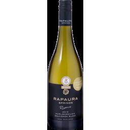 Photo of Raparua Reserve Sauvignon Blanc 2016 750ml