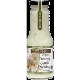 Photo of Ozganics Creamy Garlic Dressing 250ml