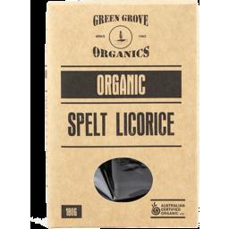 Photo of Green Grove Spelt Licorice