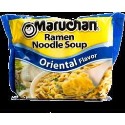 Photo of Maruchan Ramen Noodle Soup Oriental Flavor
