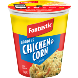 Photo of Fantastic Cup Noodle Chicken & Corn 70g