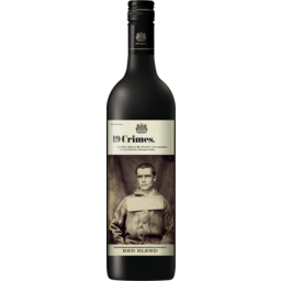 Photo of 19 Crimes Red Blend